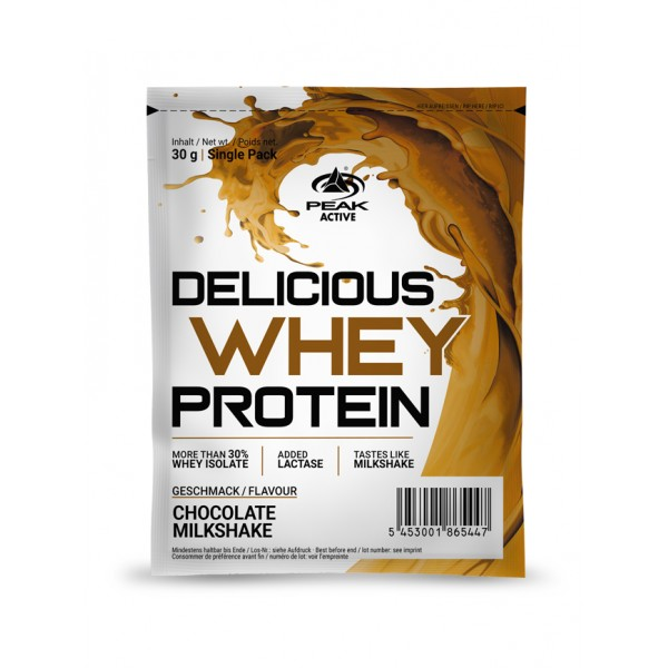 DELICIOUS WHEY  -tester 30gr