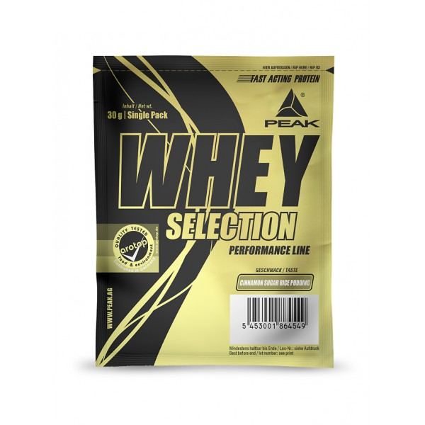 WHEY SELECTION -tester 30gr