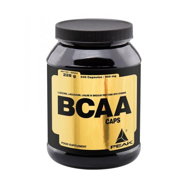 BCAA CAPS-220kap -prehransko dopolnilo
