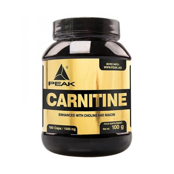 CARNITIN-100KAP -prehransko dopolnilo