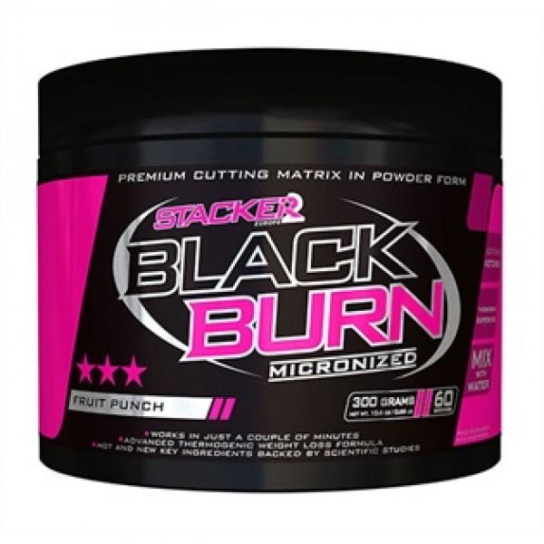 BLACK BURN MICRONIZED-300g