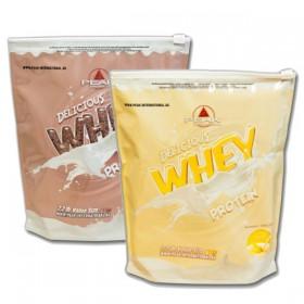 Double pack - Delicious Muscle Whey Protein 2 x 1kg -prehransko dopolnilo