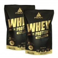 Whey Protein Concentrate double pack 2000g