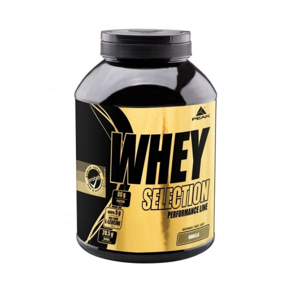 WHEY SELECTION - 1,8 kg