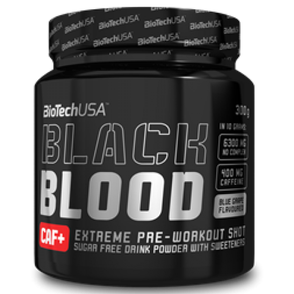BIOTECH USA BLACK BLOOD CAF 300g