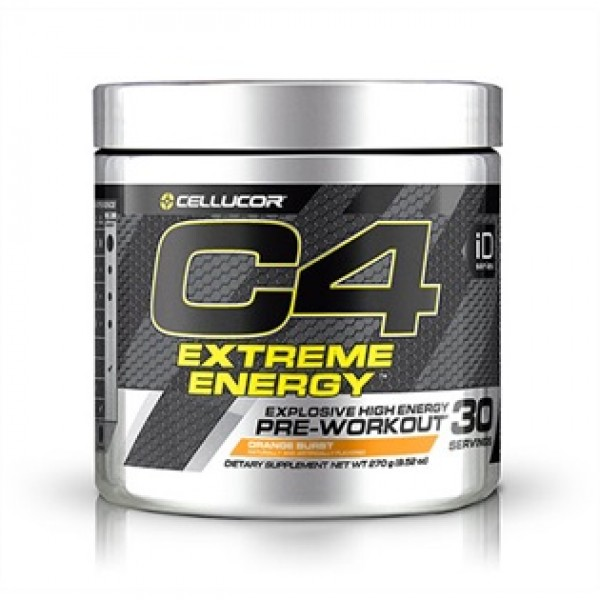 CELLUCOR C4 EXTREME ENERGY 30