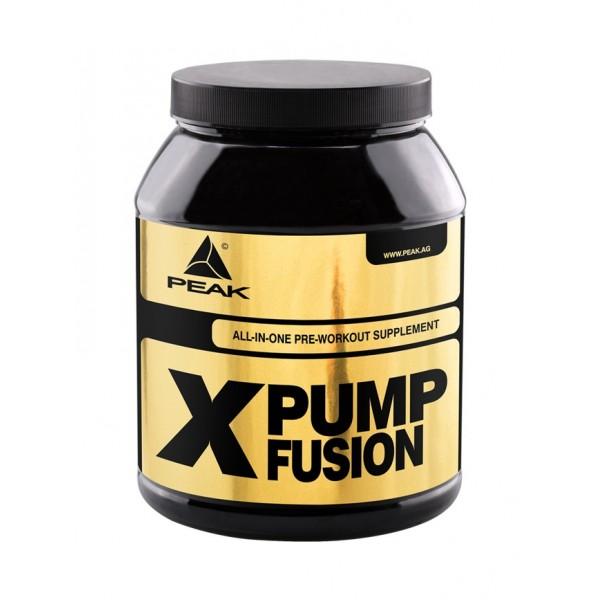 X-PUMP FUSION-1400GR -prehransko dopolnilo