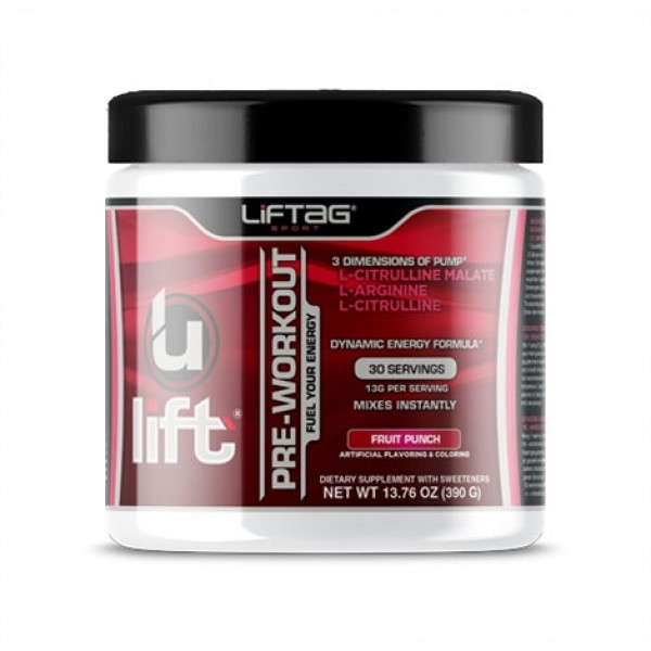 ULIFT-PRE WORKOUT 300g