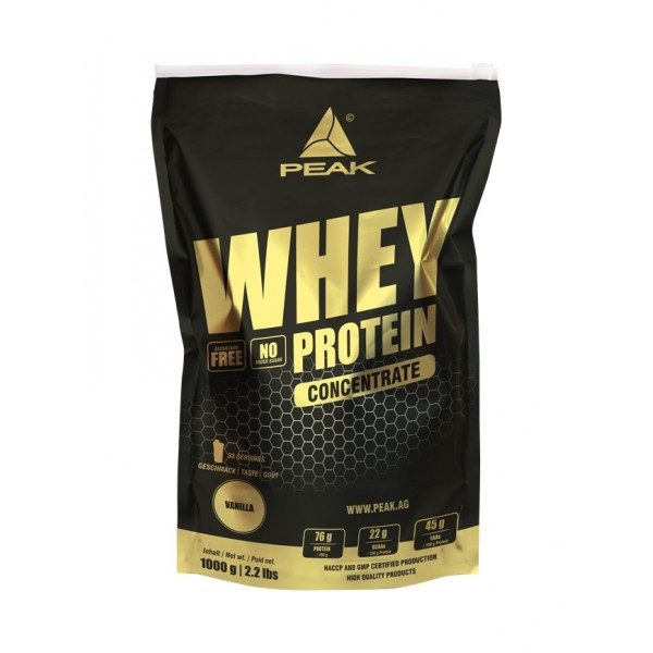Whey Protein Concentrate - 1 kg