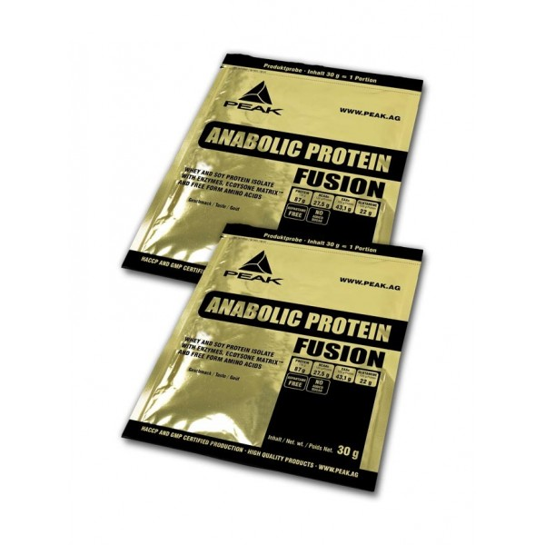 ANABOLIC PROTEIN FUSION SINGLE PACK-30GR