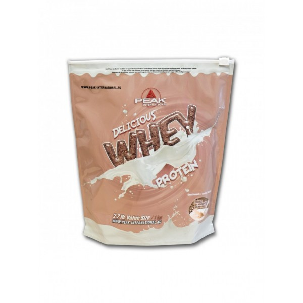 DELICIOUS WHEY PROTEIN-1KG