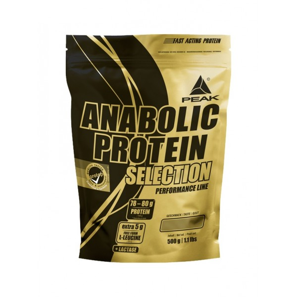 Anabolic Protein Selection - 500g 2+1 GRATIS